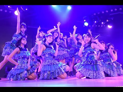 Shonichi Saka Agari (Back Hip Circle) JKT48 Team KIII