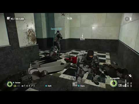 PAYDAY 2: first world bank one down with random
