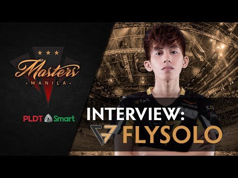 Manila Masters | Interview | Clutch Gamers
