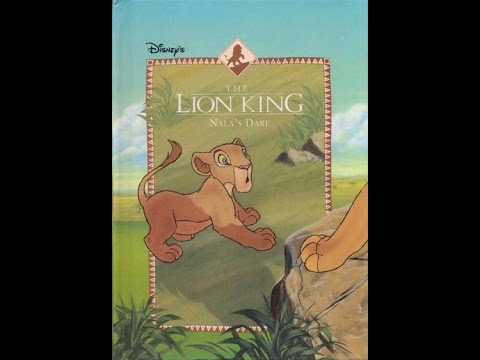 The Lion King Six New Adventures Nala S Dare Full Book Youtube