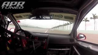 APR Motorsport - Aleks Altberg Qualifying at Homestead