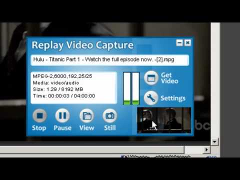 Screen Recorder - Introduction to Replay Video Capture 6