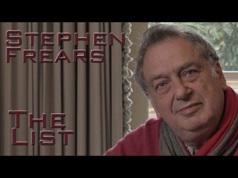 DP30  The LIst: Stephen Frears