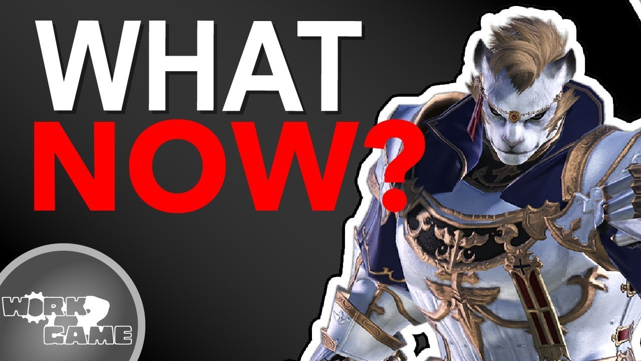 FFXIV Shadowbringers big content between now and 5 1? | Patch 5 01 and 5 05