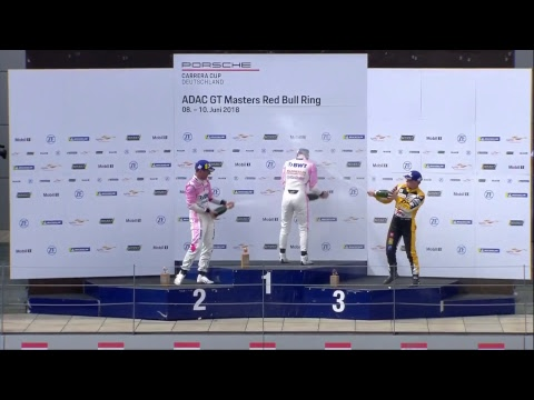 PCCD Red Bull Ring Spielberg – Race 1