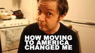 How Moving to America Changed Me