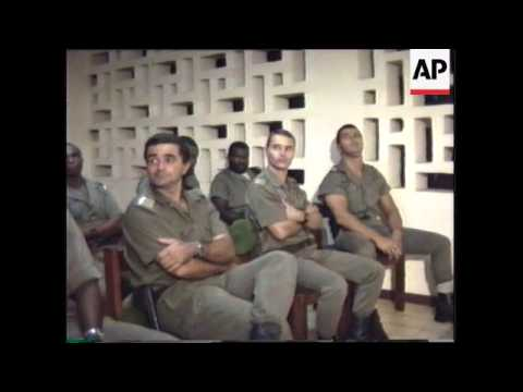 Comoros - Colonel Bob Denard Backgrounder