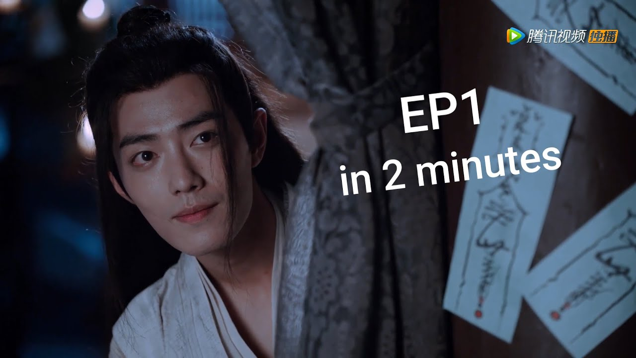i shortened The Untamed's 1st episode down to two minutes