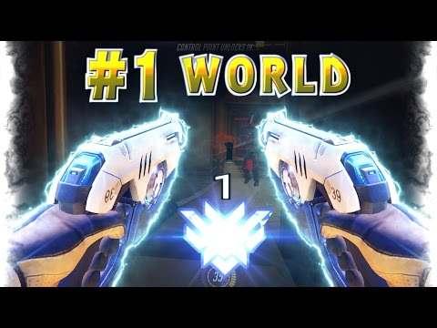 #1 WORLD RANKED TRACER Player:\