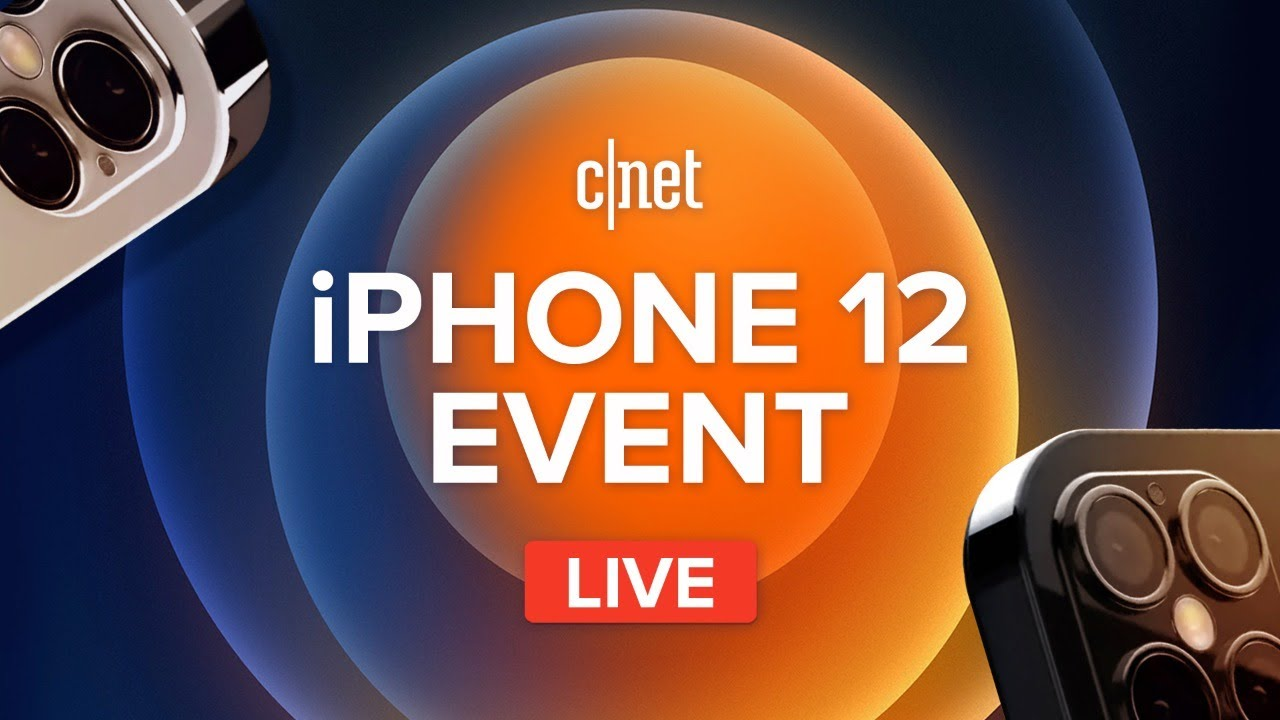iPhone 12 reveal event! CNET watch party