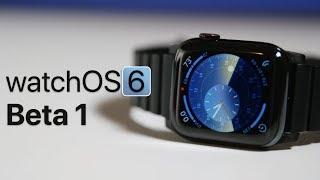 watchOS 6 Beta 1 - What's New?