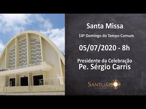Santa Missa - 05/07/2020 - 8h - Pe. Sérgio