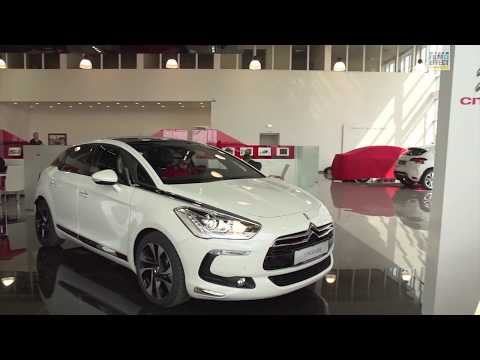 Презентация автомобиля Citroen DS5. ФильмЭффект | Filmeffect Production