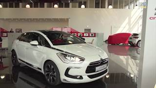 Презентация автомобиля Citroen DS5. ФильмЭффект | Filmeffect production