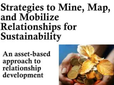How to Mine, Map, and Mobilize Relational Assets and Strengths