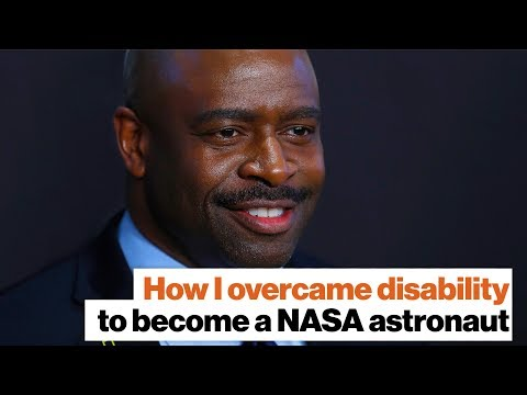 How I overcame disability to become a NASA astronaut | Leland Melvin