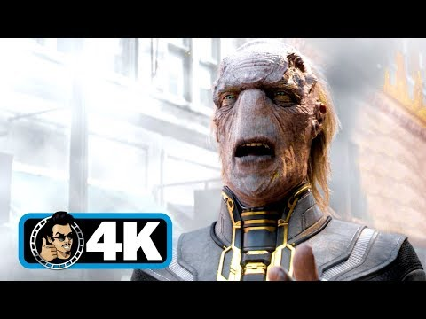 "AVENGERS: INFINITY WAR ""Black Order Threat"" Movie Clip (4K ULTRA HD) thumbnail"