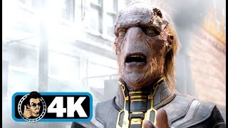 "AVENGERS: INFINITY WAR ""Black Order Threat"" Movie Clip (4K ULTRA HD)"