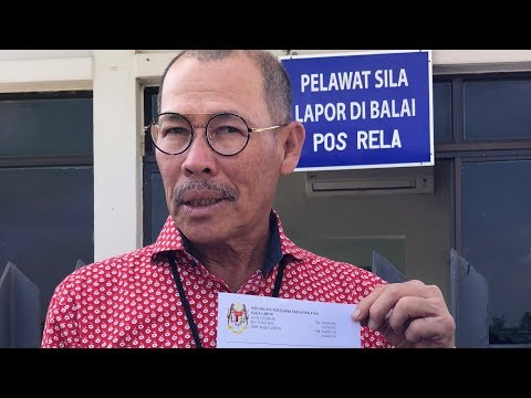 Former MACC officer lodges reports against Najib