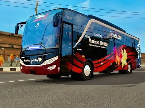 ETS2 INDONESIA FULL ROUTE DEMAK-JAKARTA with MAP JOWO V5 and EP3 M.HUSNI