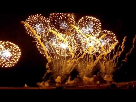 AM Pyrotechnics - WWB 28 - Grand Public Display