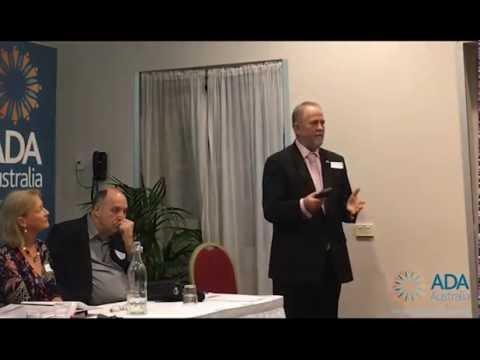 ADA Australia conference - Panel discussion