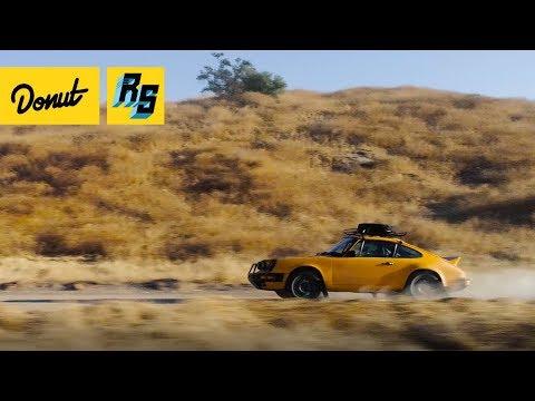 LuftAuto Rally-Spec Porsche Carrera Build