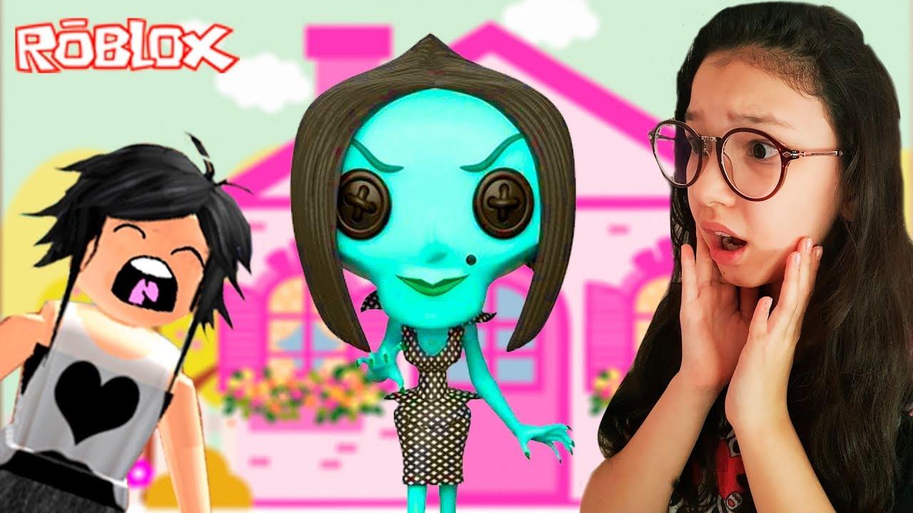 Roblox - ENTRAMOS EM UMA CASA DE BONECA (Escape the Doll House Obby) | Luluca Games