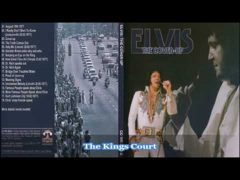 Elvis Presley - The Cover Up