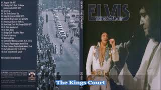 Elvis Presley The Cover Up