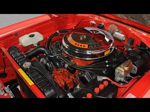 5 Best Vintage V8 Muscle Car Engines