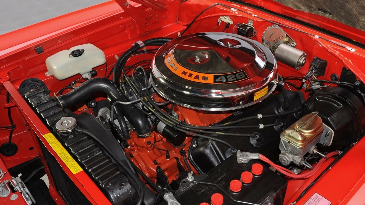 5 Best Vintage V8 Muscle Car Engines Youtube