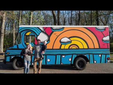 Couple creates van to help the homeless in Va. Beach