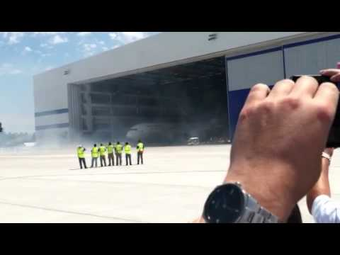 Boeing south Carolina roll out