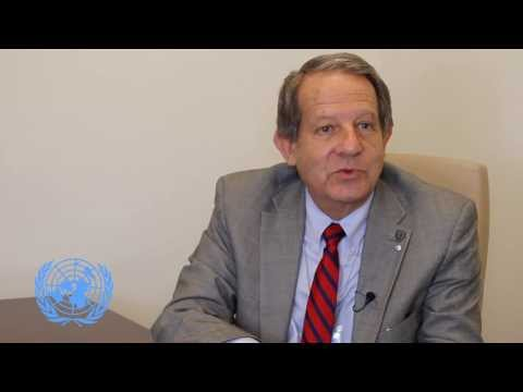 UN envoy on drawdown of UN mission in Sierra Leone