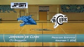 2012-11-07 Preseason CTJ vs Clark