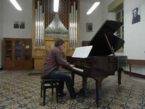 Romanza- Valentin Miserachs Grau,segue Grieg Edward op 7,Interpreta Oliver Gruda.