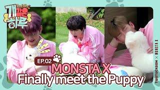 [Monsta Xs Puppy Day] Ep.2 (ENGLISHSPANISHTURKISHPORTUGUESE SUB)