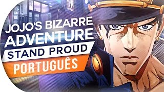 JOJO'S BIZARRE ADVENTURE - ABERTURA 3 | STAND PROUD (OPENING 3)