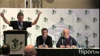 ECCC 2013: WRITER'S UNITE: PITCHING CREATOR OWNED COMICS