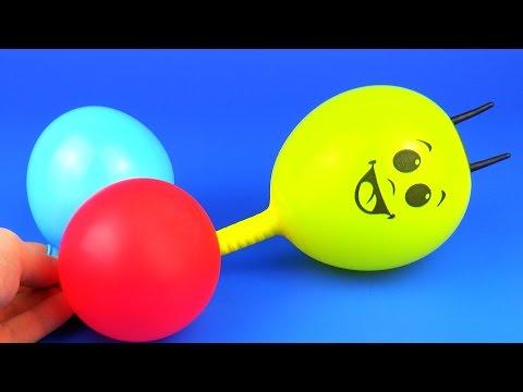 Винни Пух Игрушки Детские Миньоны в Шариках Balloons Surprise Eggs Hello Kitty