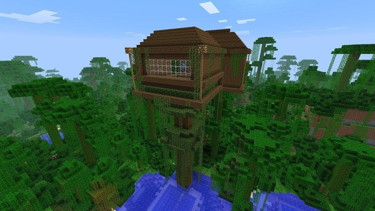 Destapando los secretos de la casa arbol de vegetta777 for Casa en el arbol cuenca