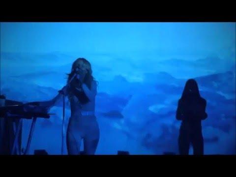 iamamiwhoami - Vista - Live - Concert in Blue