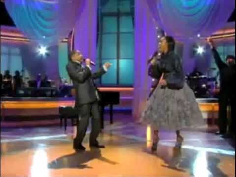 Heather Headley and Smokie Norful Copy