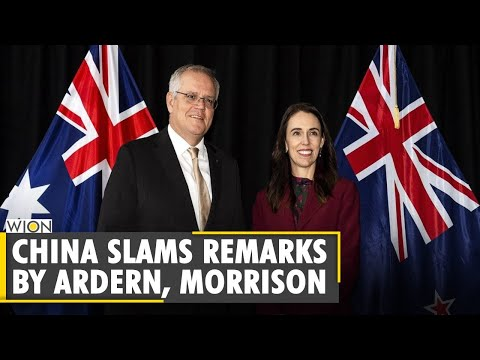 China rejects Australia, New Zealand concerns about Human Rights   Latest World News   WION English