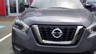 2018 Nissan Kicks Sr Walk Around