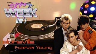 Alphaville - Forever Young (German Pressing) - 45 Single Vinyl