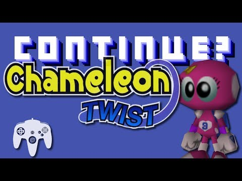 Chameleon Twist (N64) - Continue?
