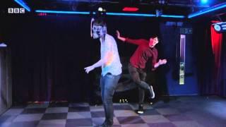 Radio Show 2014.08.03 - Segment 10: Dan vs Phil (Blind Man