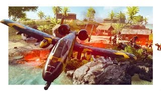 The DooM49ers Meet BATTLEFIELD 4 Naval Strike (64 Man Army Epic Game Moments)